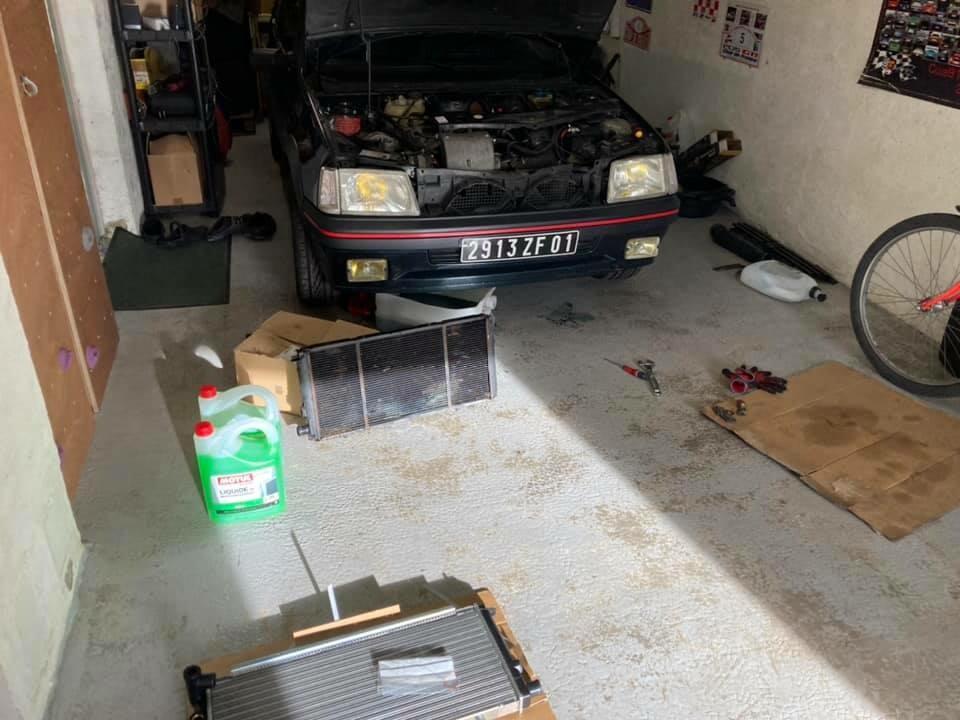 [69] 205 GTi 1L9 - 130cv - AM91 - Vert Sorrento- plus de 20 ans de GTI F8ad32d?preview